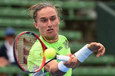 Сборная Украины опустилась на 19-е место в теннисном рейтинге