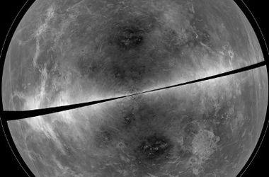 Астрономы получили подробное радиолокационное изображение Венеры