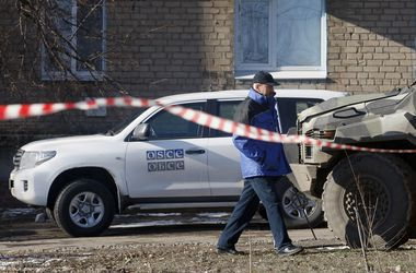 Ситуация в Луганской области спокойная - ОБСЕ