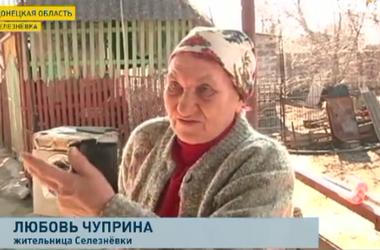 Волонтеры продолжают восстанавливать разбомбленные дома жителей Донецкой области