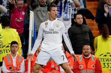 Криштиану Роналду стал лучшим бомбардиром в истории еврокубков