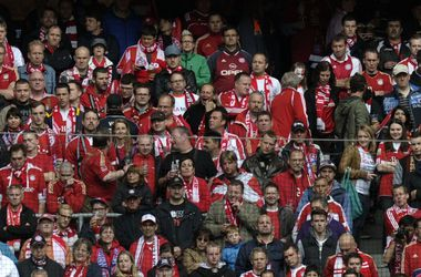 Футбольный Мюнхен: от Третьего Рейха до 1,3 млн футболок