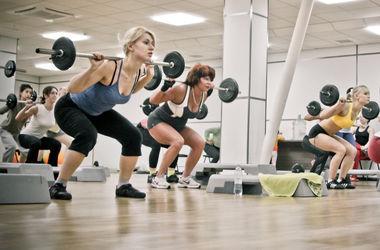 похудеть спорт питание