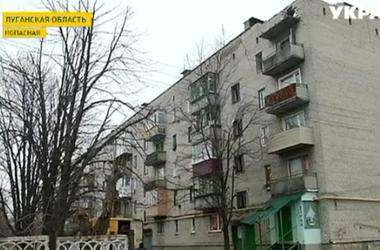 В Луганской области без крыши над головой остались тысячи людей