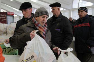 Потребность в гуманитарной помощи на Донбассе продолжает расти
