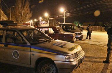 В Запорожской области женщина везла пластид в такси
