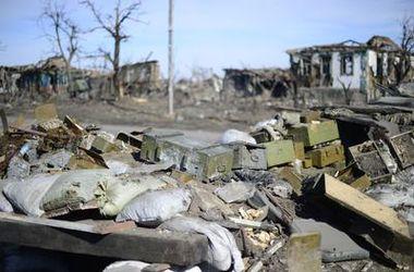 Боевики из артиллерии обстреляли Авдеевку