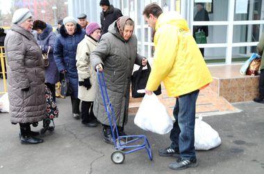 Гуманитарный штаб Ахметова готовит новые рейсы с продуктами для жителей Донбасса