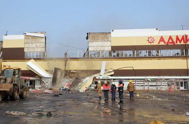 Количество жертв пожара в торговом центре Казани увеличилось до 15 человек