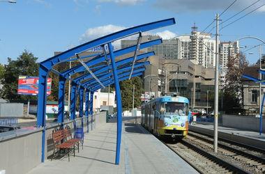 Остановки городского транспорта в Киеве видоизменятся