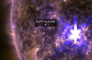 Мощная вспышка на Солнце вызвала мигрень и перебои со связью