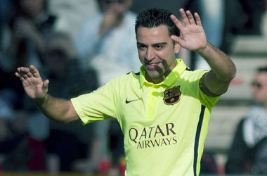 "Хави провел 750-й матч за ""Барселону"" - это рекорд клуба"