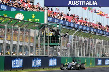 Яркие кадры первого Гран-при сезона в Формуле-1