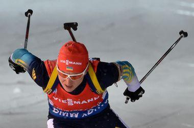 Валя Семеренко - чемпионка мира по биатлону!
