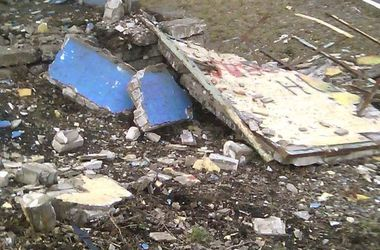 "В Донбассе упала ""стена Путина"""