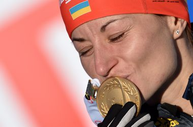 Яркая победа Вали Семеренко на чемпионате мира