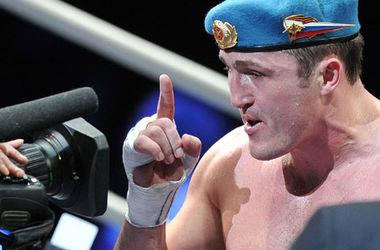Денис Лебедев узнал имя следующего соперника