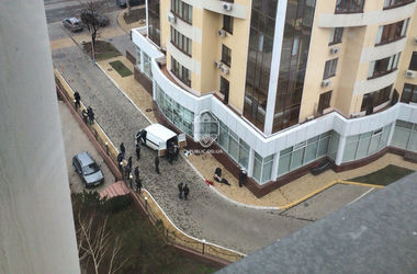 В Одессе задержали подозреваемого в убийстве прокурора