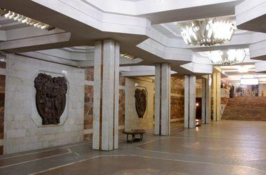 В харьковском метро погибла женщина