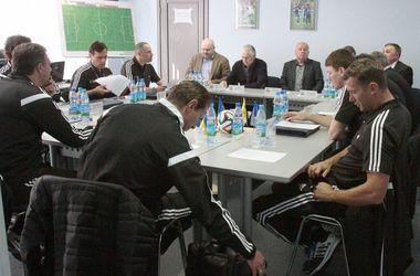 Андрей Шевченко готовится к защите диплома