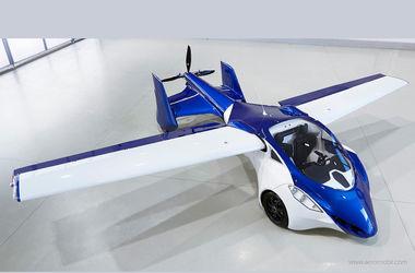 Через 2 года любой желающий сможет купить себе летающий автомобиль