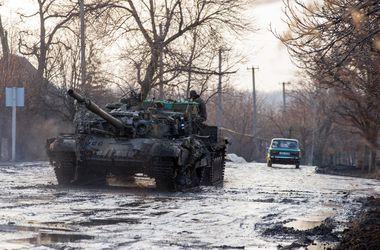 Ситуация в Донецке: на юге и севере города активизировалась артиллерия