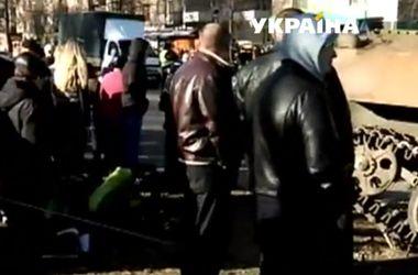 Милиции разрешили стрелять на поражение в Константиновке