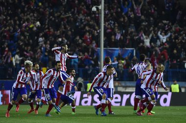 Битва в Мадриде: яркие кадры матча ЛЧ, затянувшегося на два с половиной часа