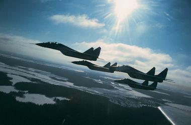 Истребители НАТО перехватили 7 самолетов ВВС РФ над Балтийским морем