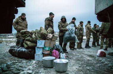 Мобилизационный скандал в Харькове: добровольцев мучают холодом и избивают