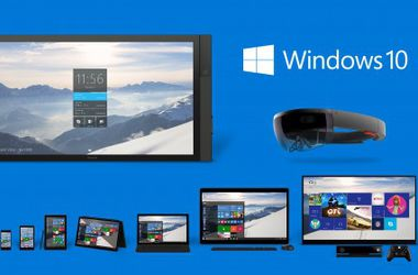 <p>Windows 10. Фото: blogs.windows.com</p>