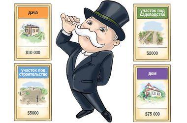 Украинцам выгоднее покупать землю под застройку, чем готовые дома