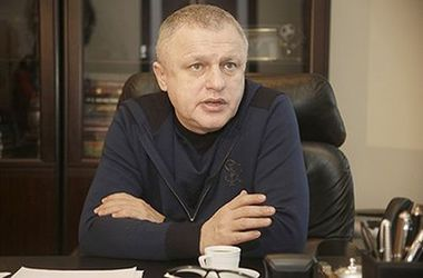 """Игорь Суркис: """"Мы, киевляне, будем играть в столице"""""""