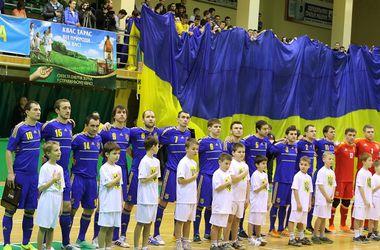 Сборная Украины завоевала путевку на чемпионат Европы 2016 года