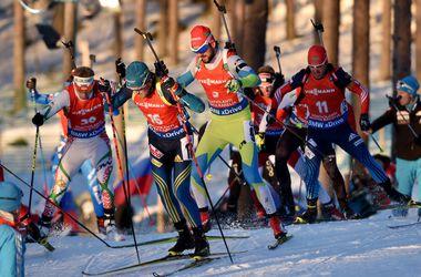 Яков Фак выиграл масс-старт на этапе Кубка мира по биатлону в Ханты-Мансийске