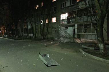В Одессе произошел взрыв