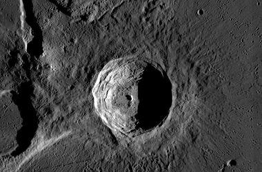 На Луне впервые за 100 лет нашли новый кратер