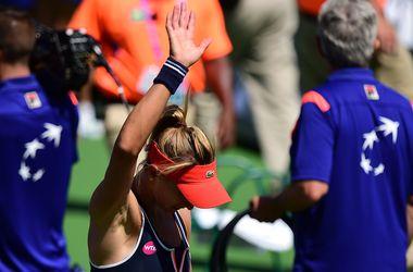 Цуренко установила новый личный рекорд в рейтинге  WTA