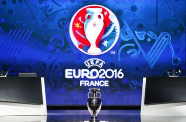 УЕФА не станет разводить сборные Украины и России на Евро-2016