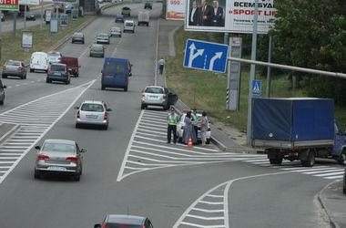 Для столицы разработают новые дорожные знаки