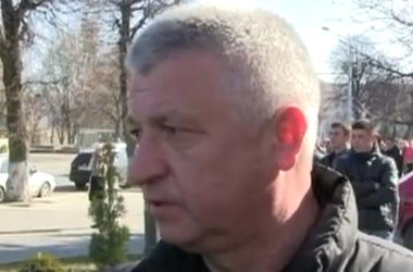 Погибшего под Волновахой офицера СБУ хоронили сегодня в Луцке