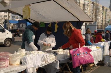Киевские ярмарки сделают постоянными и разделят на виды