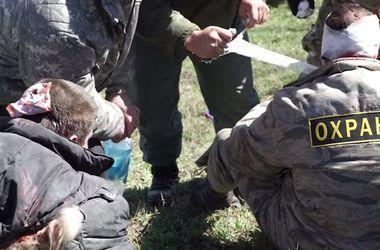 Во вчерашней массовой драке со стрельбой на стройке в Одессе пострадали 16 человек
