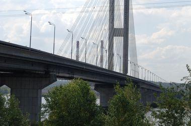 В Киеве ограничат движение по Южному мосту до 30 марта