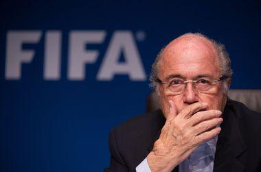 Англия отказывается бороться за чемпионат мира, пока Блаттер будет президентом ФИФА