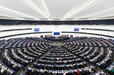 Заседание Европарламента началось с минуты молчания