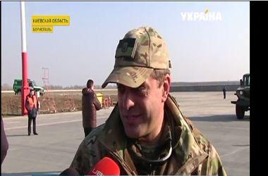 В Украину поступила первая партия военной помощи США