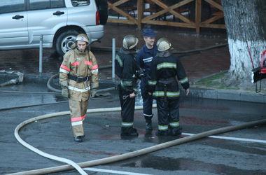 В Киеве под мужчиной загорелась кровать