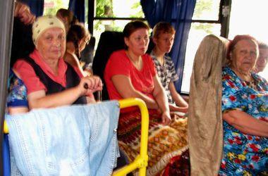 В Днепропетровске тысячи переселенцев остались без соцвыплат
