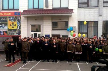 Порошенко прибыл в Харьков
